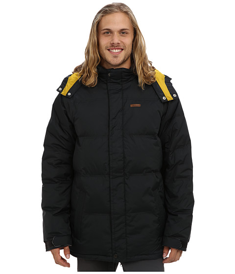 Volcom Snow - Duct Tape Down Jacket (Black) Men's Coat