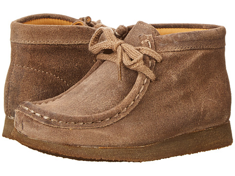 9ee5599b54b2 UPC 889303559107. ZOOM. UPC 889303559107 has following Product Name  Variations  Clarks Wallabee Boot Taupe Distressed 11.5 Toddler ...