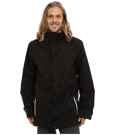 Volcom Snow - Stone Block Jacket (Black) Men's Coat