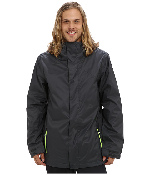 Volcom Snow - Stone Block Jacket (Charcoal) Men's Coat