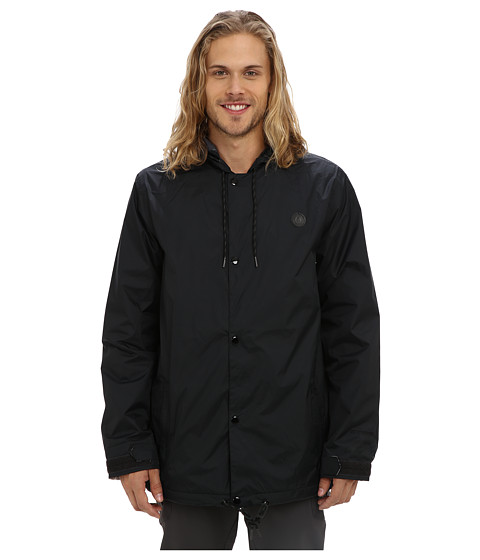Volcom Snow - Quitter Jacket (Black) Men's Jacket