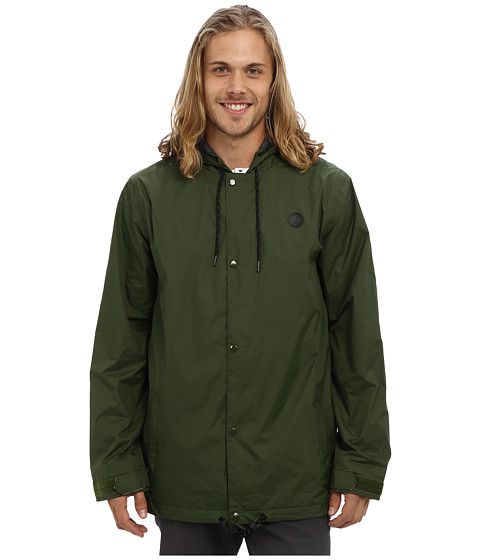 Volcom Snow - Quitter Jacket (Forest) Men's Jacket