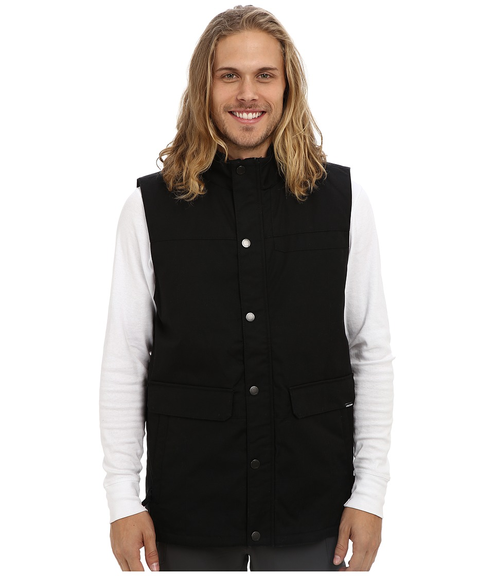 Volcom Snow - Boyes Vest (Black) Men