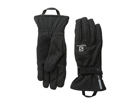 Salomon - Hybrid U (Black 1) Cycling Gloves