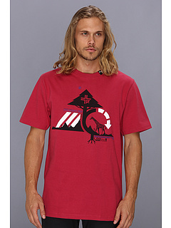 SALE! $15.99 - Save $12 on L R G Tree Loop Tee (Raspberry) Apparel - 42.89% OFF $28.00