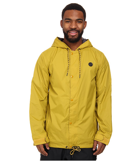 Volcom Snow - Quitter Jacket (Mustard) Men's Jacket