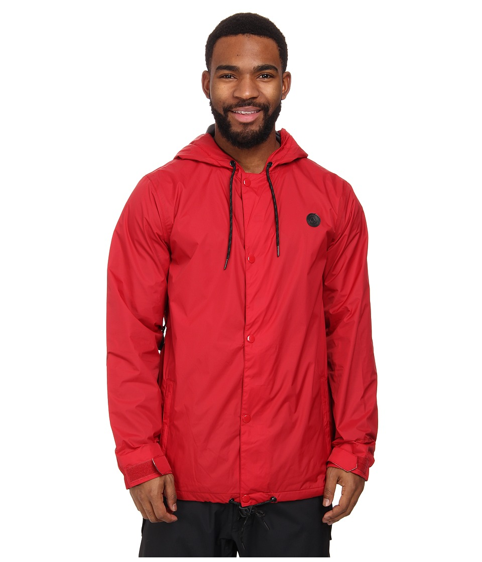 Volcom Snow - Quitter Jacket (Red) Men's Jacket