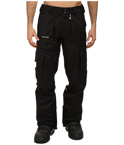 Volcom Snow - Revert Pant (Black) Men