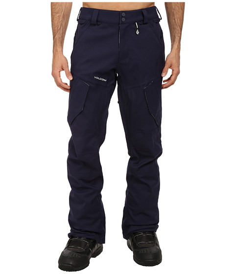 Volcom Snow - Articulated Pant (Navy) Men's Casual Pants