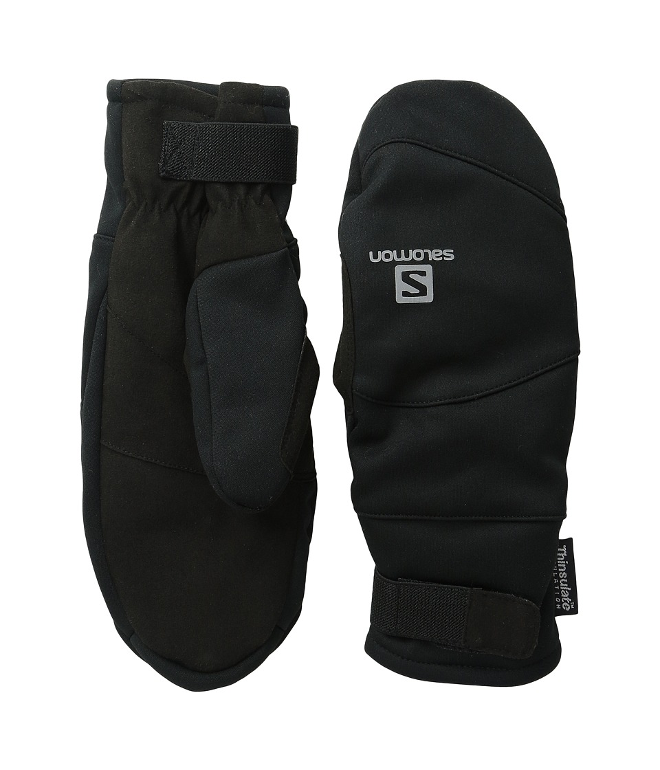 Salomon - XC Mitten U (Black 1) Cycling Gloves