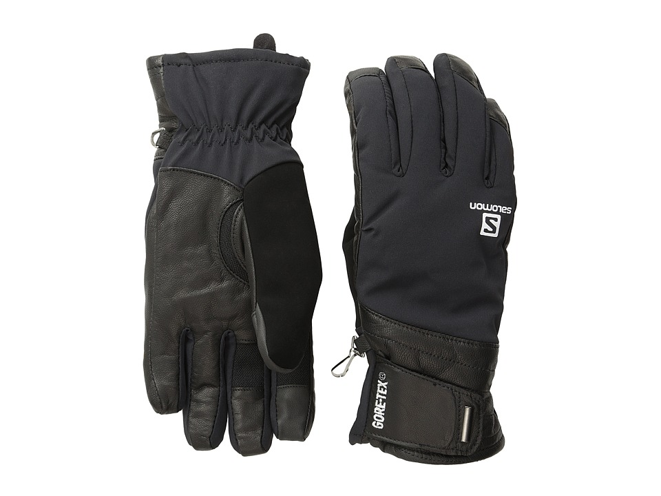 Salomon - Peak Gtx W (Black) Cycling Gloves