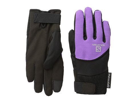 Salomon - Thermo Glove W (Black 3) Cycling Gloves