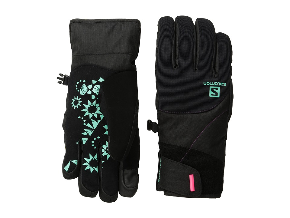 Salomon - Element Gtx W (Black) Cycling Gloves