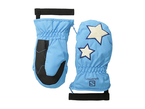 Salomon - Baboo Mitten Jr (Blue Line) Cycling Gloves