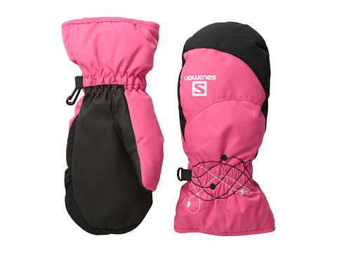 Salomon - Electra Mitten Girl (Hot Pink) Cycling Gloves