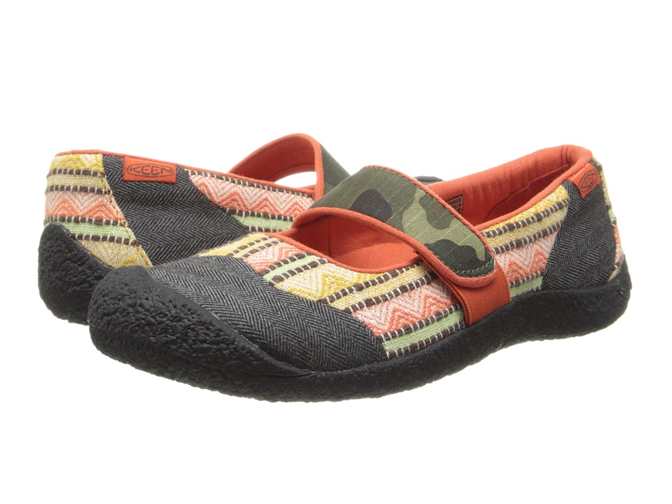 Keen - Harvest MJ (Red Clay) Women's Maryjane Shoes