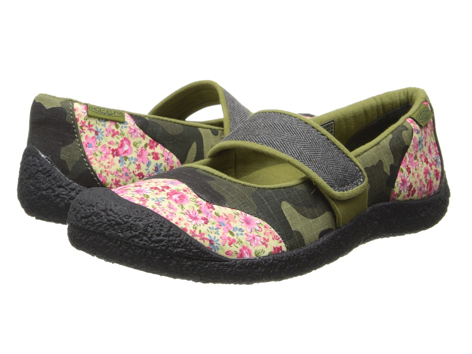 Keen - Harvest MJ (Camo 2) Women's Maryjane Shoes