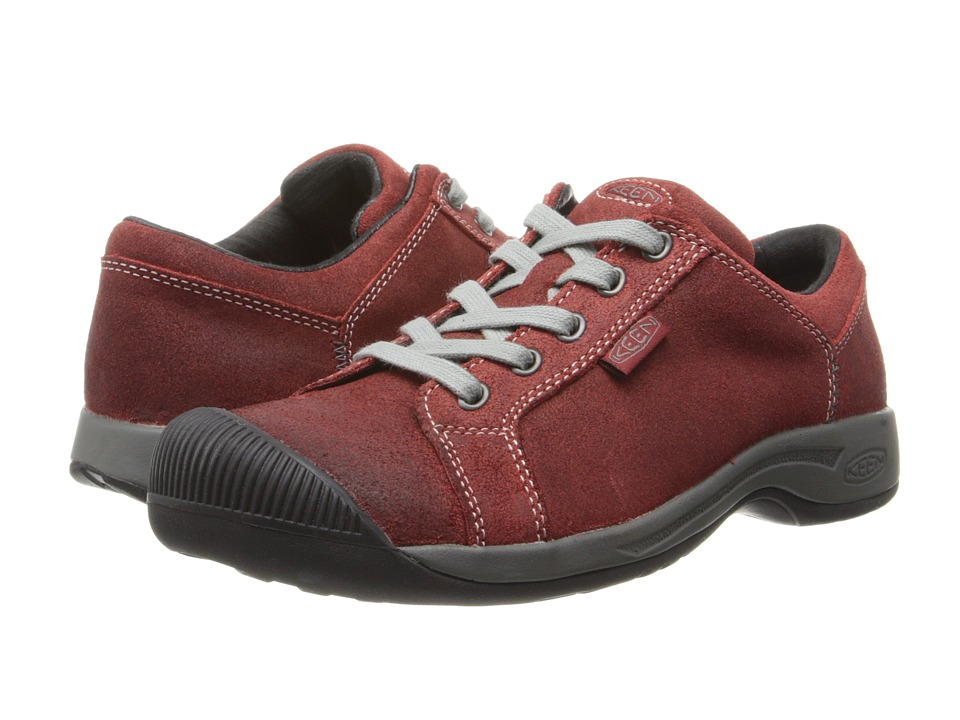 Keen - Reisen Lace (Bossa Nova) Women's Lace up casual Shoes