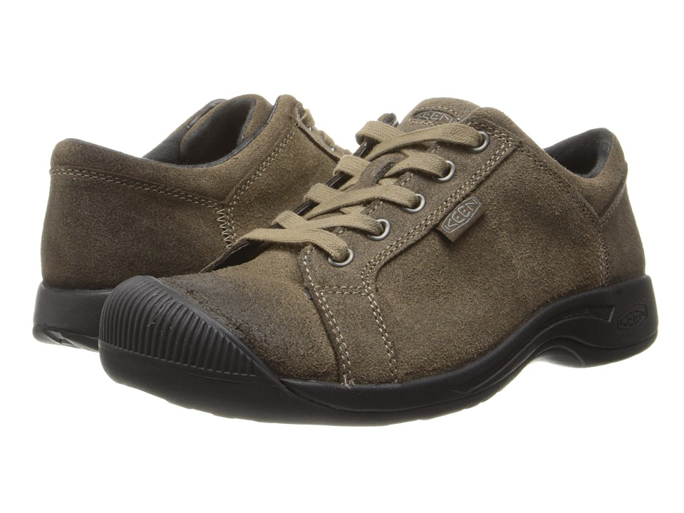 Keen - Reisen Lace (Cascade Brown) Women's Lace up casual Shoes