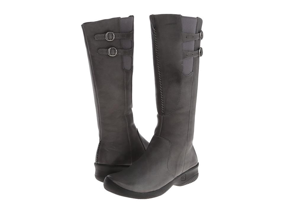 Keen - Bern Baby Bern Boot (Gargoyle) Women's Zip Boots