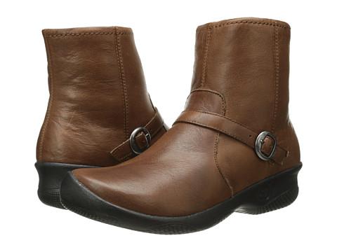 Keen - Bern Ankle (Oak) Women's Zip Boots