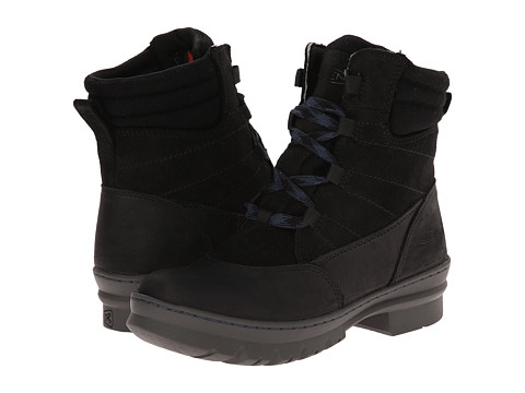 Keen - Wapato Mid WP (Black) Women's Lace-up Boots