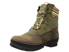 Keen Wapato Mid WP (Burnt Olive)