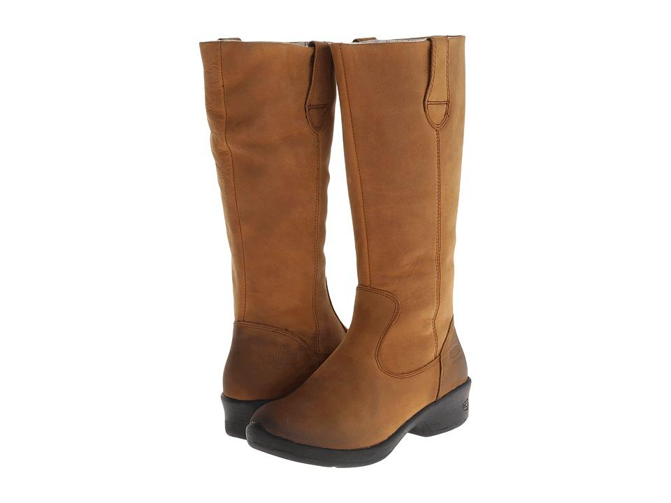 Keen - Tyretread Boot WP (Deer Tan) Women's Boots
