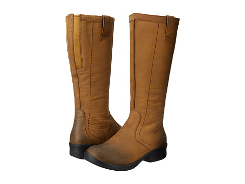 Keen - Tyretread Boot (Deer Tan) Women's Boots
