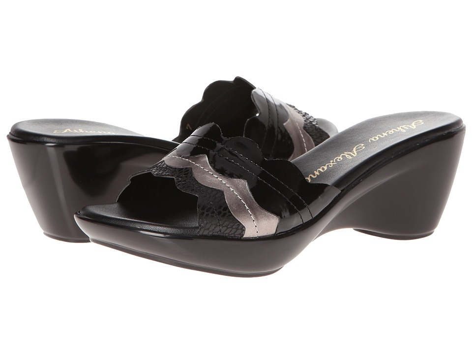 Athena Alexander - Maiko (Black) Women's Shoes