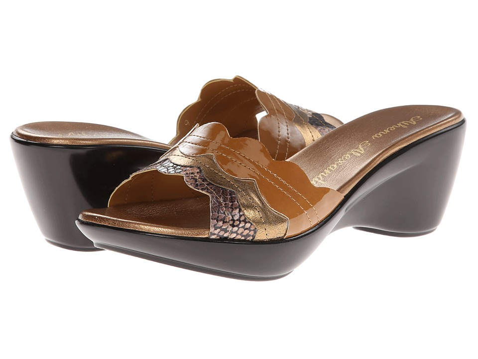 Athena Alexander - Maiko (Bronze) Women's Shoes
