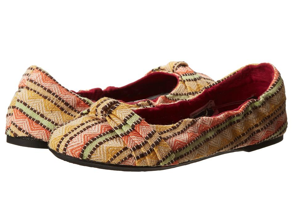 Keen - Cortona Bow CVS (Burnt Orange) Women's Shoes