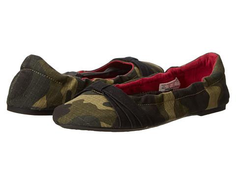 Keen - Cortona Bow CVS (Camo) Women's Shoes