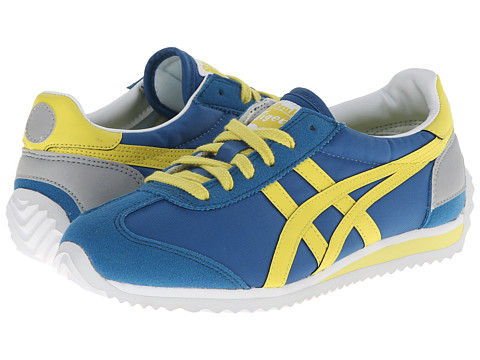 Onitsuka Tiger Kids by Asics - California 78 PS (Toddler/Little Kid/Big Kid) (Seaport/Green Sheen) Kids Shoes