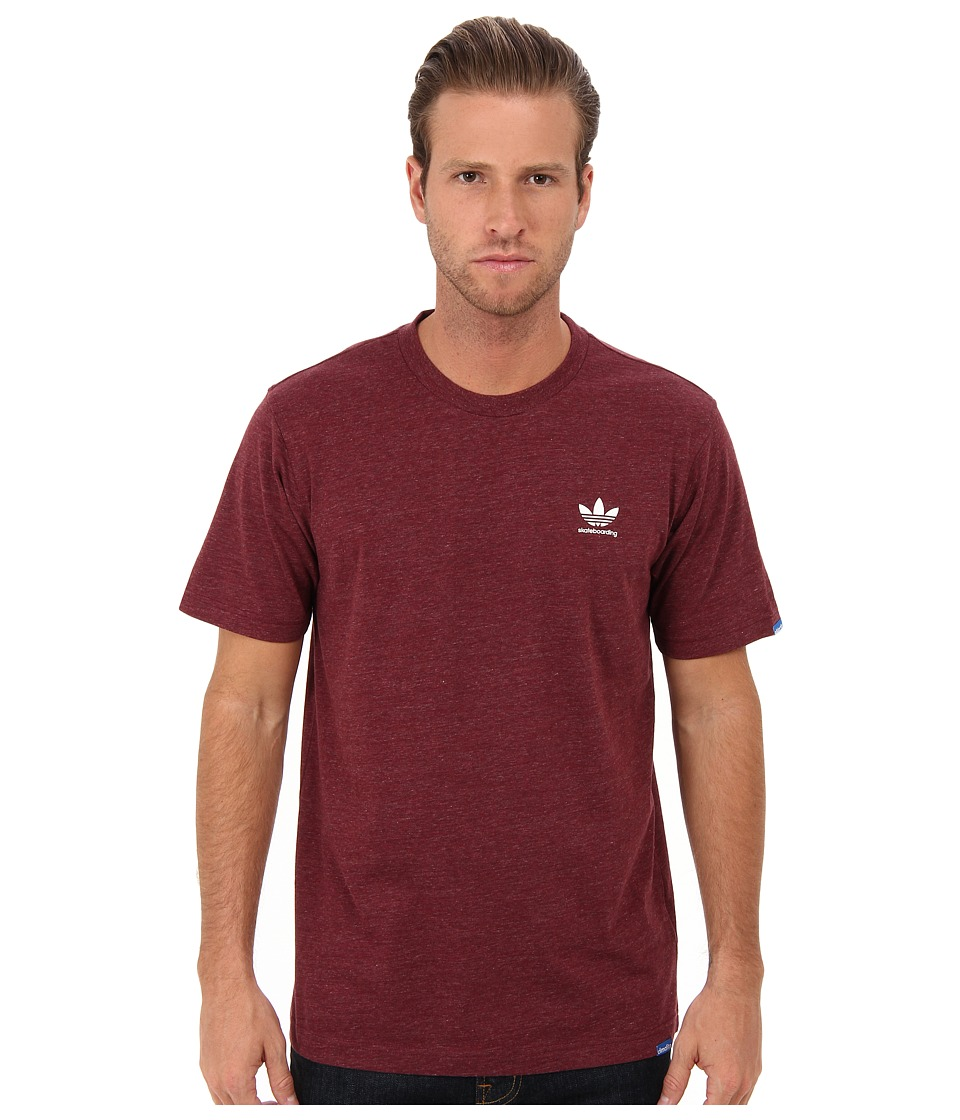 adidas Skateboarding - ADV Tee (Cardinal) Men's T Shirt