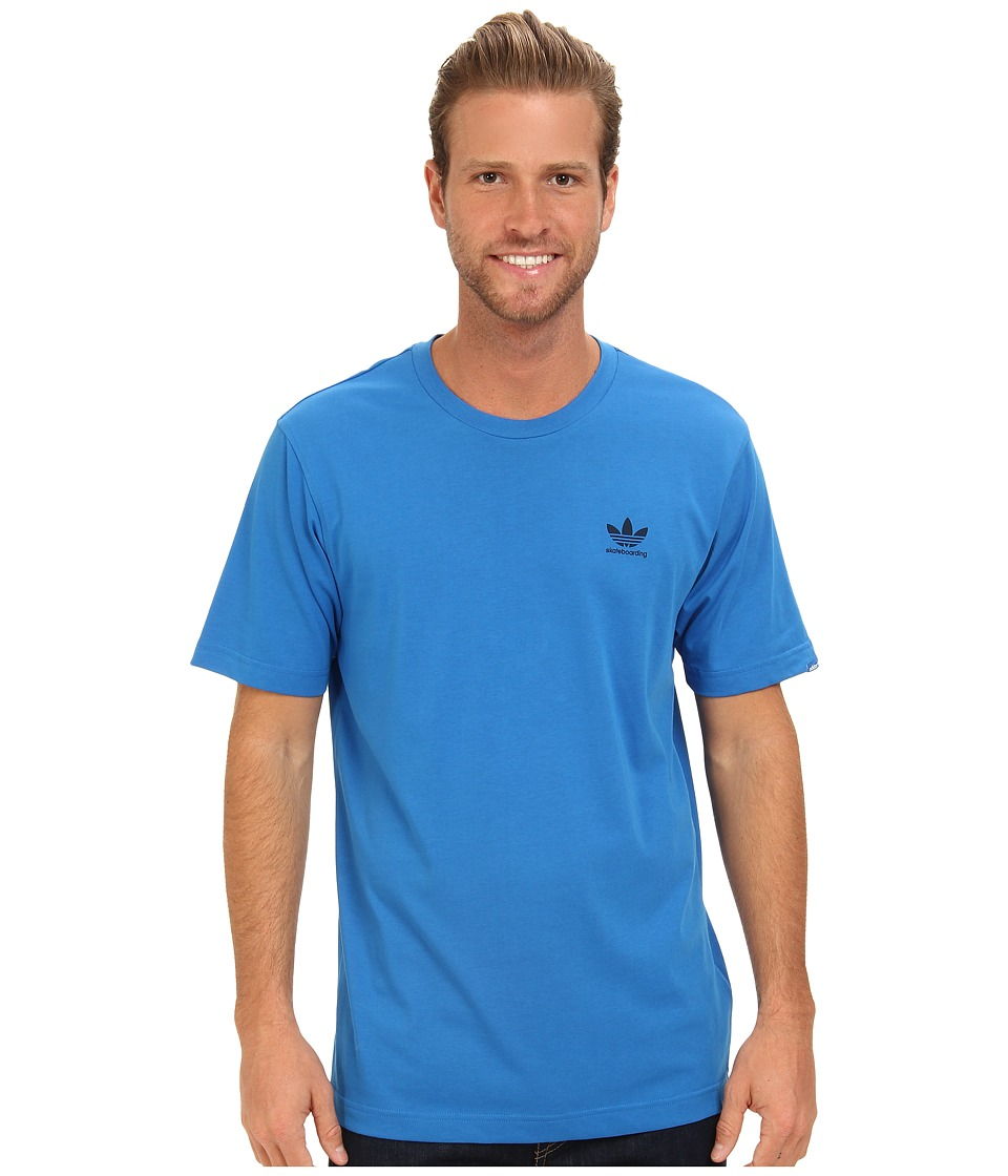 adidas Skateboarding - ADV Tee (Bluebird) Men's T Shirt