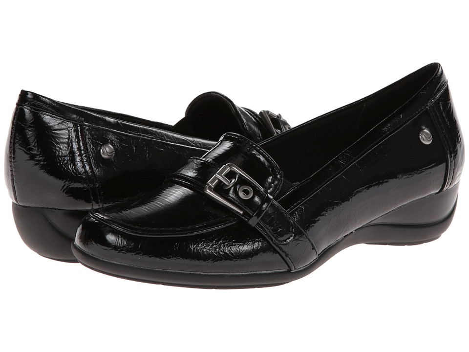 LifeStride - Harvard (Black Felicity/Windmill) Women's Slip on Shoes