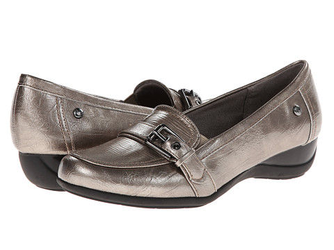 LifeStride - Harvard (Light Pewter Felicity/Windmill) Women's Slip on Shoes