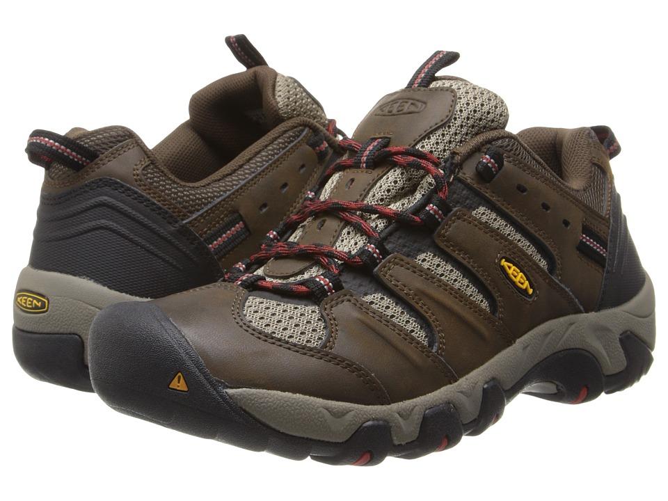 Keen - Koven (Cascade/Bossa Nova) Men's Hiking Boots