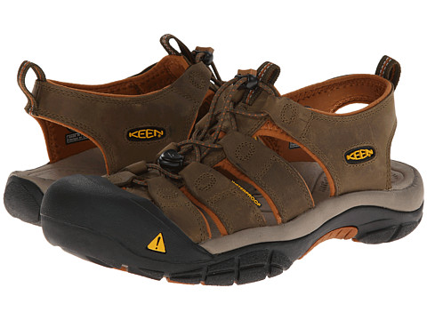 Keen - Newport (Beech/Glazed Ginger) Men's Shoes