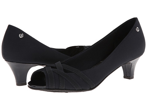 LifeStride - Lazer (Midnight Micron Fabric) Women's Shoes