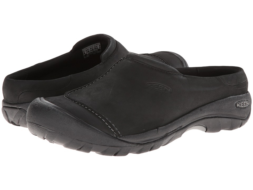 Keen - Austin Clog (Black) Men's Clog Shoes