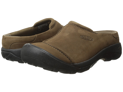 Keen - Austin Clog (Cascade Brown) Men's Clog Shoes