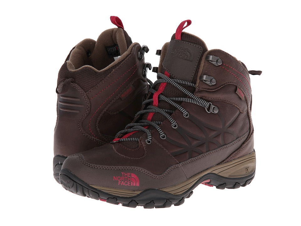 The North Face Storm Winter WP (Demitasse Brown/Ganache Brown) Women
