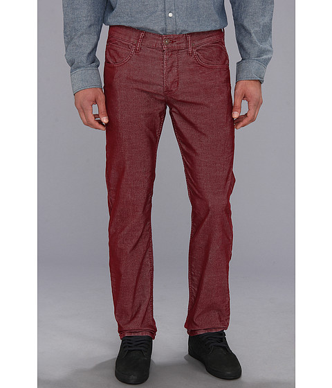 Hudson - Byron Five-Pocket Straight in Cardinal Red (Cardinal Red) Men