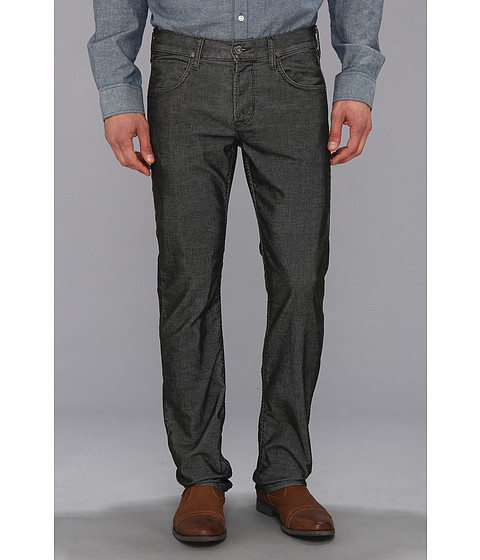Hudson - Byron Five-Pocket Straight in Loden Green (Loden Green) Men