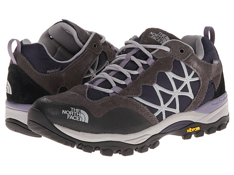The North Face - Storm WP (Greystone Blue/Dark Gull Grey) Women's Shoes