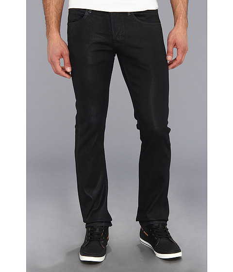 Hudson - Byron Five-Pocket Straight in Tar (Tar) Men