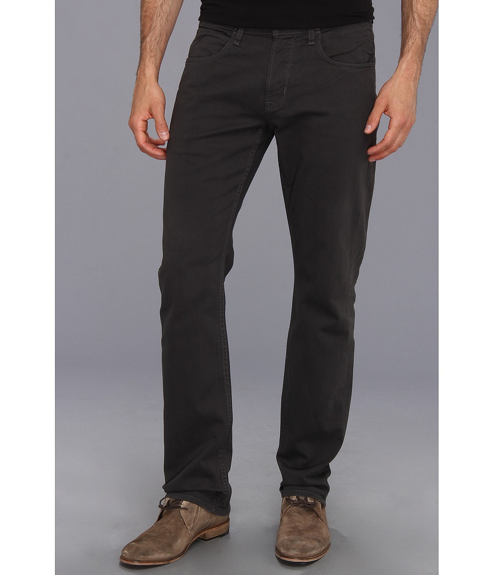 Hudson - Byron Five-Pocket Straight in Shadow Grey (Shadow Grey) Men
