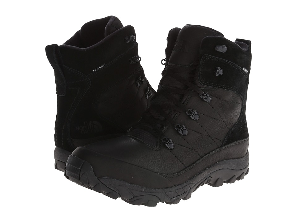 The North Face Chilkat Leather (TNF Black/TNF Black) Men
